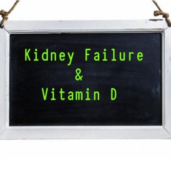 Canine Kidney Failure & Vitamin D Supplementation
